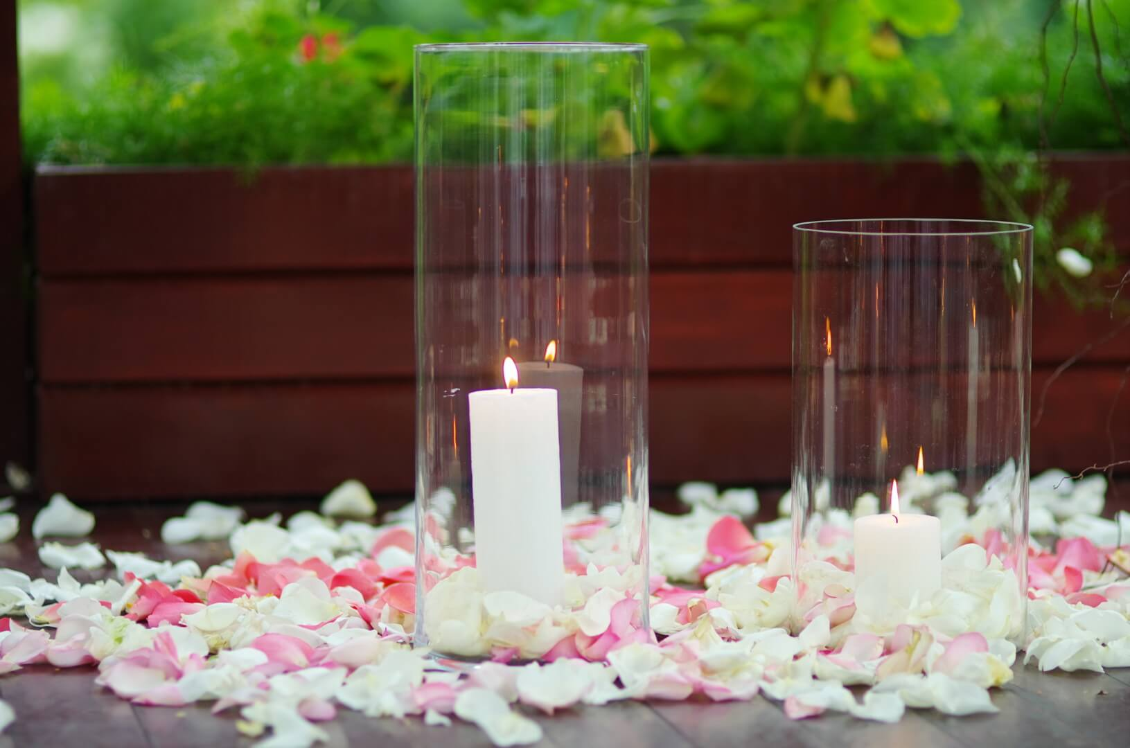 wedding decoration candles